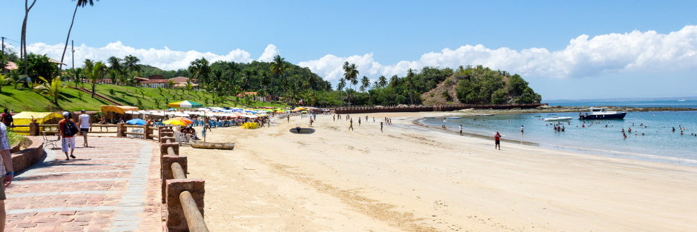 Salvador Bahia day tours