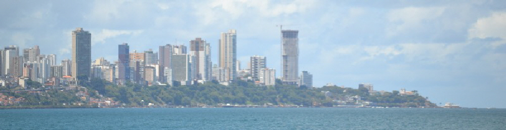 Salvador City Tour Skyline
