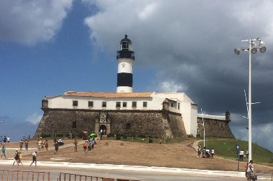 Salvador City Tour Barra lighthouse